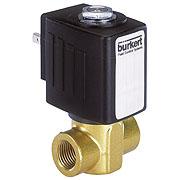 Клапан тип 6240 - нейтральные и слабоагрессивные среды