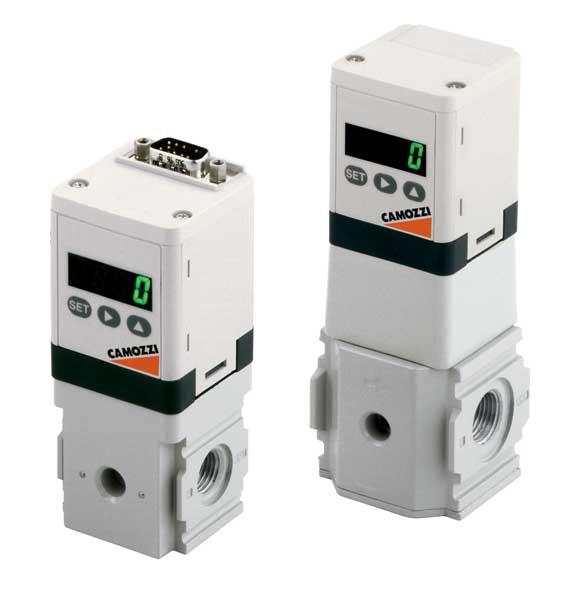Цифровые электро-пневматические преобразователи. ER100