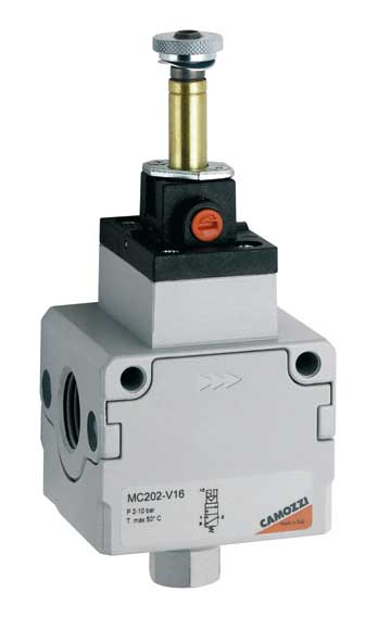 Управляемый клапан безопасности. Серия MC