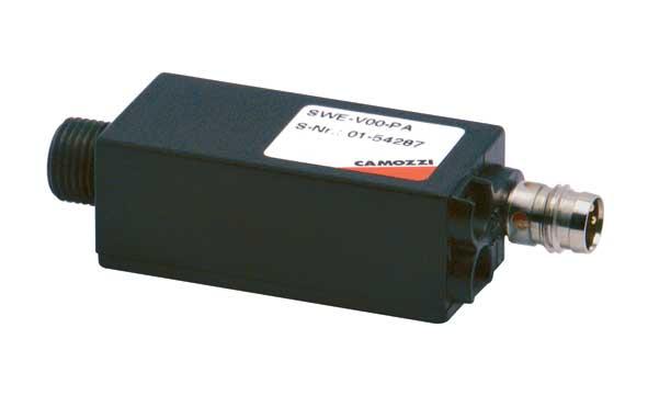 Электронное реле вакуума/давления. Серия SWE
