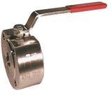 Шаровой кран из нержавеющей стали с фланцевым присоединением KUG-VK
