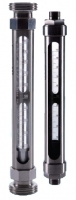 Стеклянный ротаметр с переменным сечением URM