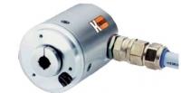 Абсолютный однооборотный шифратор вращения во взрывозащищенном исполнении со сплошным или полым валом ZDA-R-E