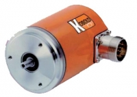 Инкрементный шифратор (энкодер) вращения с валом ZDI-R-BW
