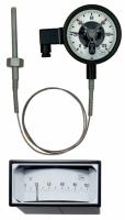 Капиллярный термометр с выносным зондом согласно DIN 16206 TNF