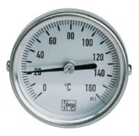 Биметаллические термометры для промышленного использования класс точности 1 TBI-R-S.