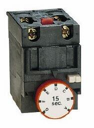 Блок вспомогательных контактов с задержкой включения 11G485120
