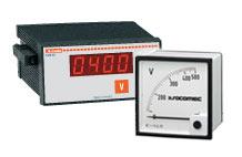 Вольтметр переменного напряжения 96х96 500В