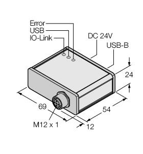 Продукт USB-2-IOL-0001