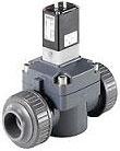Клапан тип 0142 - агрессивные и чистые среды.